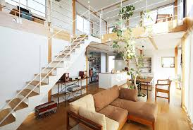 two story home designs style simplicity in a japanese countryside prefab home