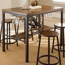 amazon com steve silver company rebecca counter table kitchen