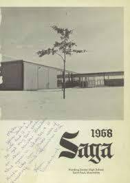 paul harding high school yearbook explore 1968 harding high school yearbook st paul mn classmates