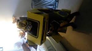 Transformer Halloween Costume Awesome Homemade Transformable Bumblebee Transformer Cardboard