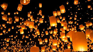 candle lights flying amazing wallpapers hd wallpapers rocks