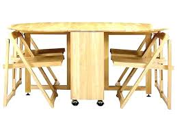 Folding Table And Chair Sets Folding Kitchen Chairs Amazing Folding Kitchen Table And Chair Set