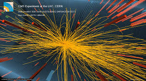 quark gluon plasma seen in proton collisions u2013 maybe vixra log