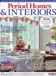 period homes and interiors press