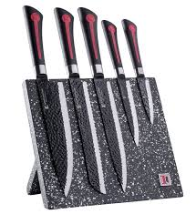 Best Quality Kitchen Knives Amazon Com Imperial Collection 6 Piece Knife Set Including