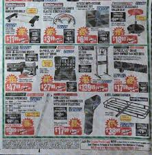 home depot 2017 black friday ad download leaked harbor freight black friday 2017 ad scan and sales