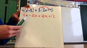 5 5 solving multi step equations and inequalities 7th grade