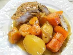 cuisiner une rouelle de porc rouelle de porc au miel et au cidre cuisine maison gourmande de