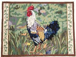 Rooster Rugs For The Kitchen French Country Rooster Rugs Best Rooster Kitchen Rugs Ideas