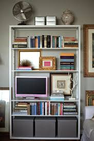White Modern Bookshelves by Furniture The Most Influence Ikea Bookcase Designs Modern