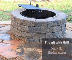Grill For Fire Pit by Nashville Fire Pit