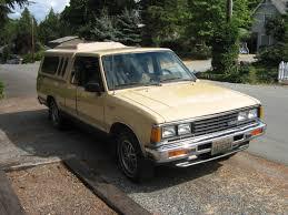nissan datsun 1984 1985 nissan pickup