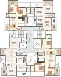 Vastu Floor Plans Vastu River Nest Phase 2 By Vastu Buildcorp In Ravet Pune Price