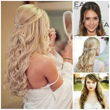 hairstyle for prom half up half down efficient u2013 wodip com
