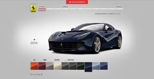 ferrari headlights build your own ferrari f12 berlinetta right foot down
