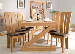 modern wooden chairs for dining table or wooden furniture design dining table finery on designs