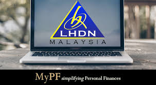 lhdn personal tax due date income tax e filing guide mypf my