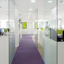 cloison pour bureau cloison amovible vitrée de bureau pour open space cloison id