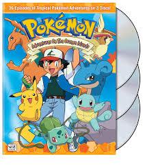 amazon com pokemon adventures on the orange islands box set