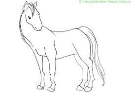296 dessins de coloriage cheval à imprimer sur laguerche com page 19