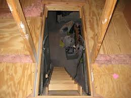 attic door out of alignment general diy discussions diy