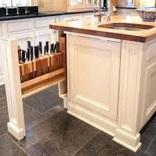 kitchen knife storage ideas kitchen knife storage ideas traditional kitchen home interiors and