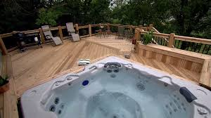 above ground pool decks hgtv