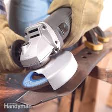 Uses Of A Bench Grinder - how to use an angle grinder family handyman