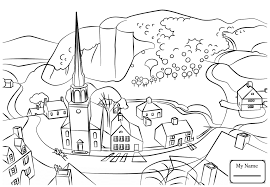 13 Colony Map History Minutemen Coloring Pages For Kids Abccoloring4you Com