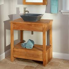Teak Vanity Bathroom by Storage Furniture Bathroom Storage U0026 Vanities Bathroom