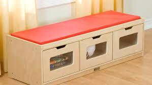 Window Bench Seat With Storage Window Bench With Storage Drawers Window Bench With Storage Plans