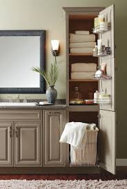 Towel Cabinet For Bathroom 20 Clever Designs Of Bathroom Linen Cabinets Home Design Lover