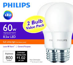 philips led light bulb to celebrate earth day philips is offering its new 5 led bulbs