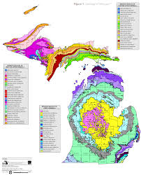 Map Of Lower Michigan by U M Technical Reports Examine Hydraulic Fracturing In Michigan Map Orig Technology 20130905 Gif