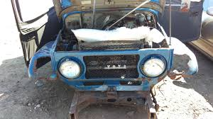 lexus salvage tampa parting out fj40 local salvage yard 9 4 16 only ih8mud forum