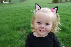 Kitty Toddler Costumes Halloween Cat Costume Toddler Infant Cat Costume Toddler Costume