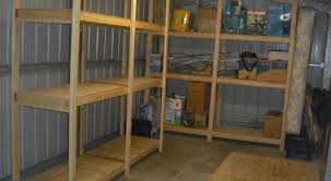 Building Wooden Shelves In Garage by 28 Build Storage Shelves Wooden Woodwork Storage Shelf
