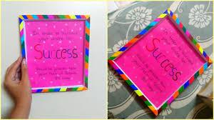 diy paper frame home decoration paper crafts wall decor