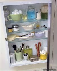medicine cabinet makeover martha stewart living if opening