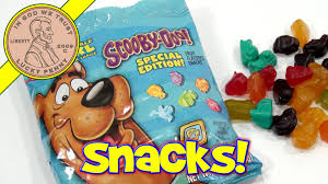 Betty Crocker Halloween Fruit Snacks Scooby Doo Special Edition Fruit Snacks Soft U0026 Tasty Youtube