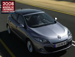 renault megane 2009 2009 renault megane official details and 33 high res photos