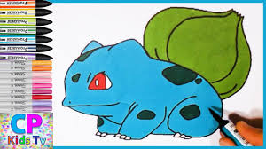 bulbasaur from pokemon coloring pages part 5 pokemon coloring