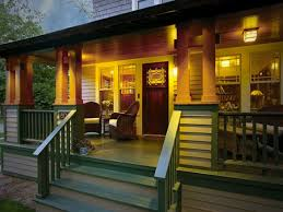 enclosed porch furniture country front porch designs bungalow