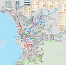 Lyon Metro Map by Marseille Maps France Maps Of Marseille