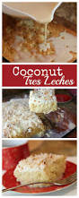 coconut tres leches cooked by julie