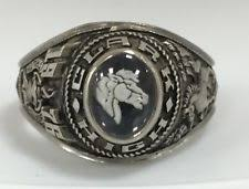 highschool class ring vintage high school class rings ebay