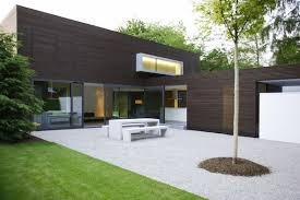 Simple Exquisite Modern Green House  Planet Of Home Design And - Modern green home design