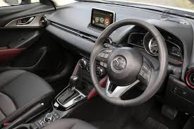 mazda cx3 interior mazda cars news all new cx 3 technical details announced