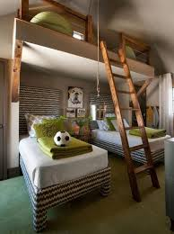 contemporary kids bedroom with carpet u0026 bunk beds zillow digs
