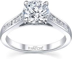 channel set engagement rings vatche channel set engagement ring 198